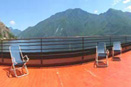 The roof panoramic terrace